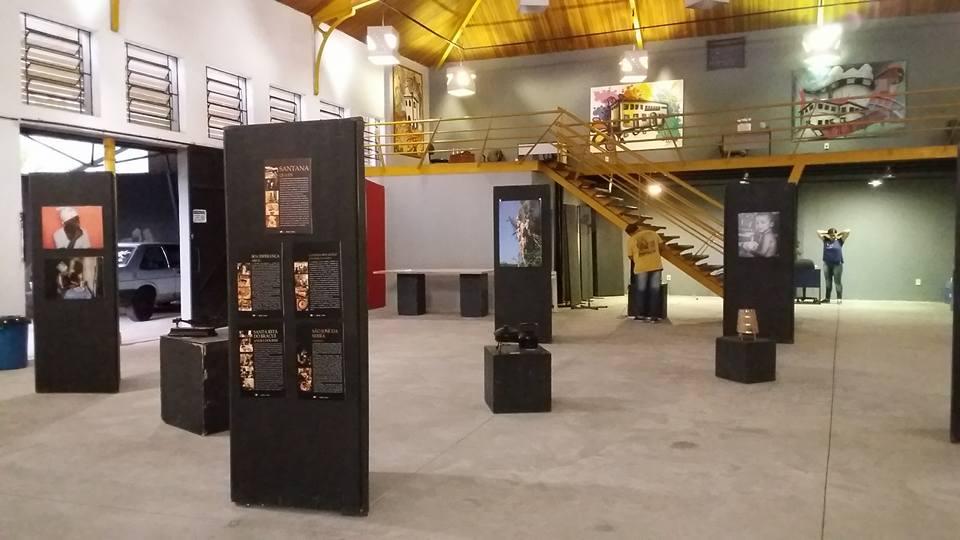 Exposição Quilombos do Rio de Janeiro, no Espaço Z, em Resende