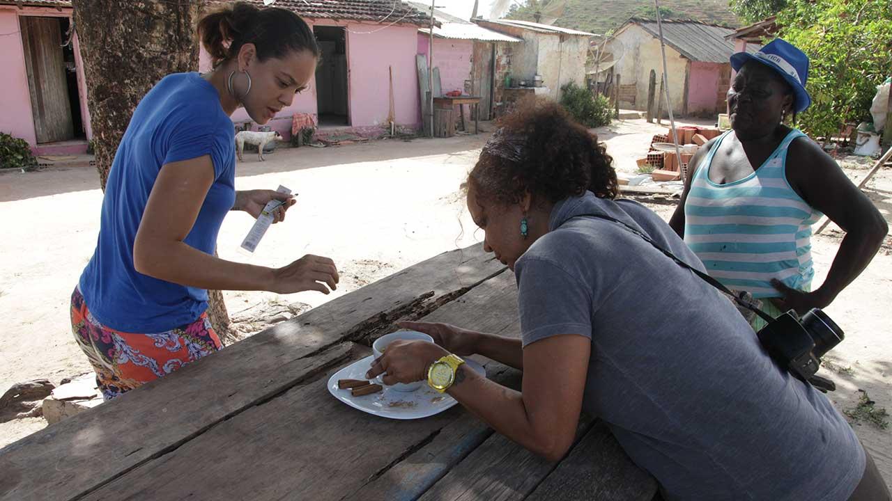 A Cozinha dos Quilombos